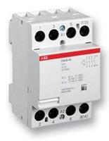 ABB ESB40.40 Contactor, 4NO, DIN Rail, 400 VAC, 40 A, 230 V, 230 V | 0